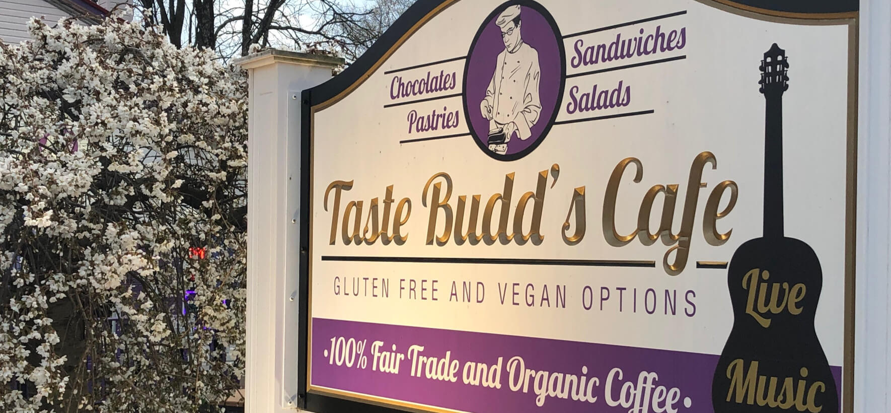 Taste Budds Cafe