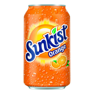Sunkist Can