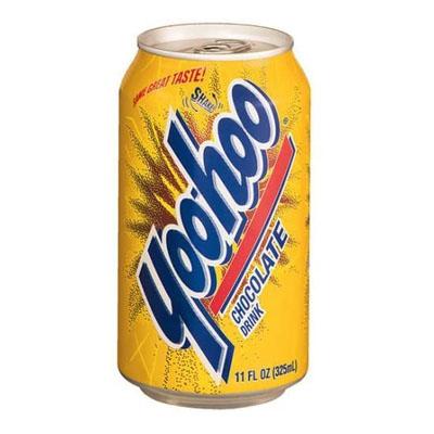YooHoo Cans