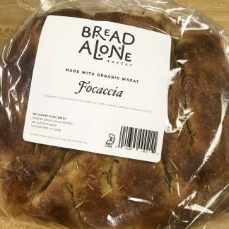 Bread Alone - Focaccia Bread