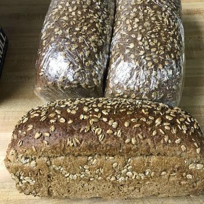 Whole Grain Health Unsliced Bread