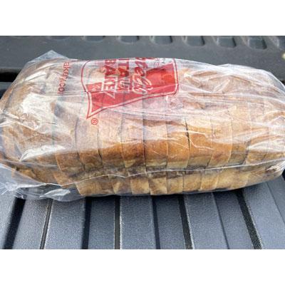 Marbled Rye Bread Loaf - Sliced