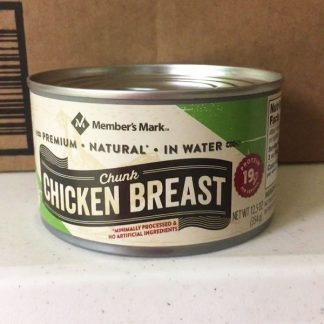 Canned Chicken