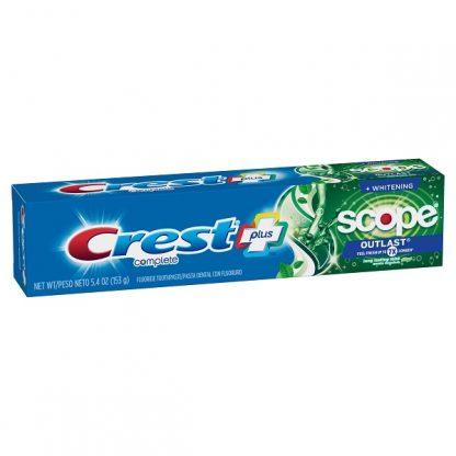 Toothpaste Crest