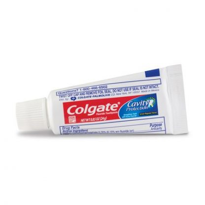 Toothpaste Travel Size